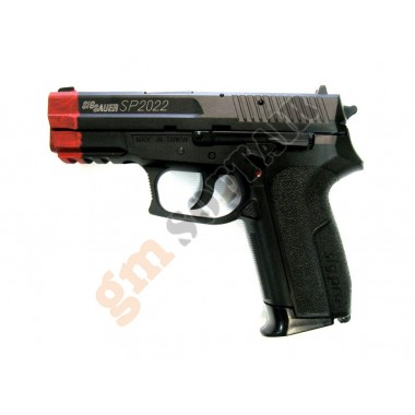 SigSauer SP2022 a CO2