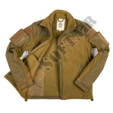 Combat Fleece Vest TAN tg.L