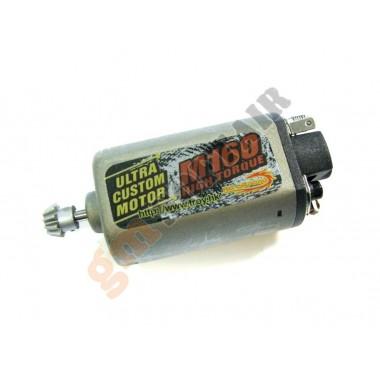 Motore M160 High Torque&Speed Albero Corto