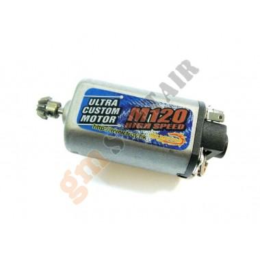 Motore M120 High Speed Albero Corto