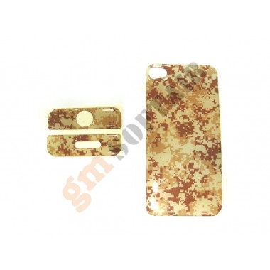 Cover iPhone 4 Digital Desert