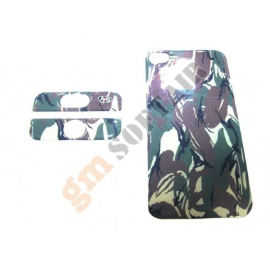 Cover iPhone 4 DPM