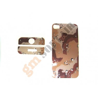 Cover iPhone 4 Chocolate Chips