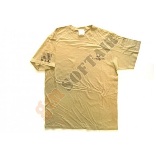 T-Shirt TAN Seal Experience tg.L