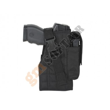 Tactical MOLLE Holster Nera Sinistra