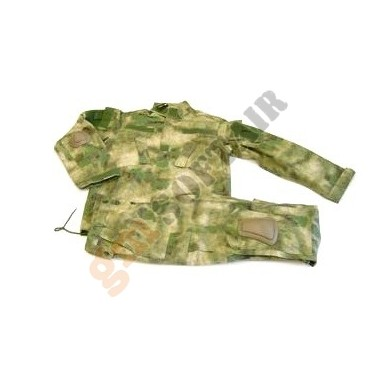 Uniforme Completa Combat A-TacsV green tg.XXL