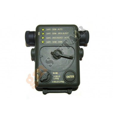 Electronic Gearbox Programmer