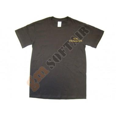 T-Shirt Brown Seal Experience tg.XL
