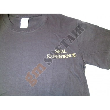 T-Shirt Brown Seal Experience tg.XXL