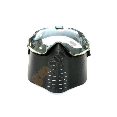 LOWCOST Maschera nera con ventola!