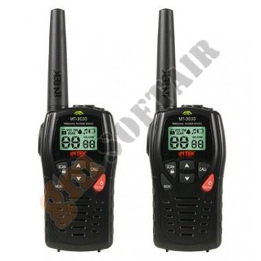 Coppia di Radio MT3030 Nere