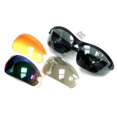 Occhiali in Policarbonato Modello C3