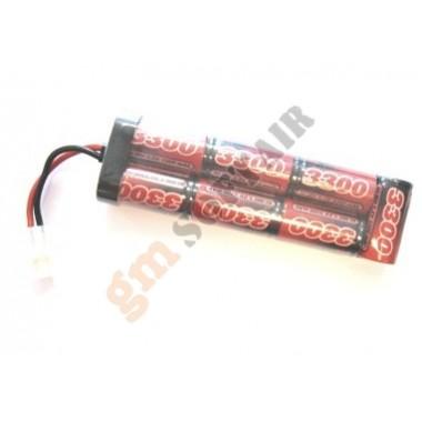 batteria Large 8,4x3300 NI-MH