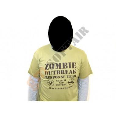 T-Shirt con Logo Stampato tg.M