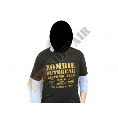 T-Shirt con Logo Stampato tg.XL